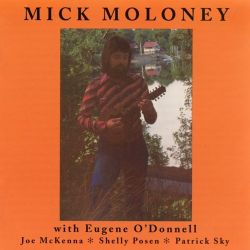 Mick Moloney with Eugene O'Donnell