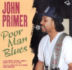 Poor Man Blues: Chicago Blues Session, Vol. 6