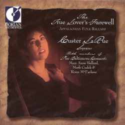 The True Lover's Farewell: Appalachian Folk Ballads