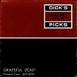 Dick's Picks, Vol. 4: Fillmore East
