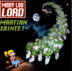 Martian Saints [EP]