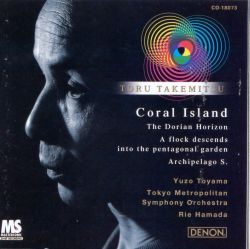 Orchestral Works IV: Coral Island for Soprano and Orchestra (1962)