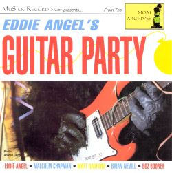 Eddie Angel's Guitar Party