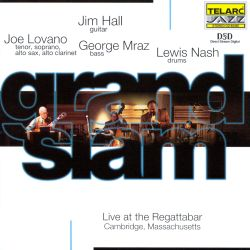 Grand Slam: Live at the Regattabar, Cambridge Massachusetts