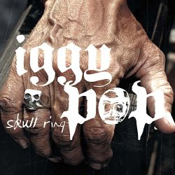 Iggy Pop Skull Ring Allmusic