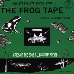 The Frog Tape