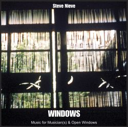 Steve Nieve: Windows - Music for Musician(s) and Open Windows