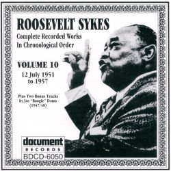 Complete Recorded Works, Vol. 10 (1951-1957)