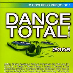 Dance total 2005 various artists songs reviews for 90s house music albums