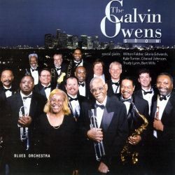 The Calvin Owens Show: Keeping Big Band Blues Alive