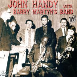 With Barry Martyn's Band