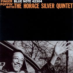 Finger Poppin' with the Horace Silver Quintet