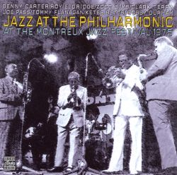 Jazz at the Philharmonic at the Montreux Jazz Festival 1975