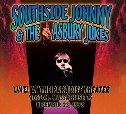 Live at the Paradise Theatre Boston, Massachusetts December 23, 1978