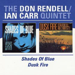 Shades of Blue/Dusk Fire