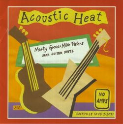 Acoustic Heat: Jazz Guitar Duets