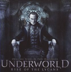 Underworld: Rise of the Lycans [Original Score]