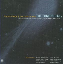 The Comet's Tail: Performing the Compositions of Michael Brecker