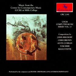 Various - CDCM Computer Music Series Vol. 27: Music From CEMI