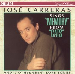 "José Carreras sings ""Memory"" from ""Cats"" and 15 Other Great Love Songs"