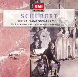 Schubert: The 21 Piano Sonatas, Vol. 2