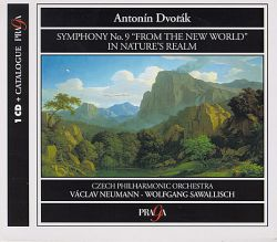 Dvorák: Symphony No.9; In Nature's Realm; Silent Woods; Rondo