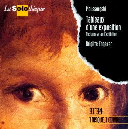 Moussorgski: Pictures at an Exhibition