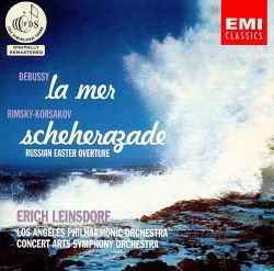 Claude Debussy - Erich Kloss - Rhapsody For Saxophone And Orchestra - Clair De Lune - Fantasy For Piano And Orchestra