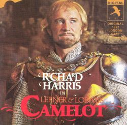 Camelot [1982 London Revival Cast]