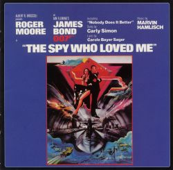The Spy Who Loved Me [Original Motion Picture Score]