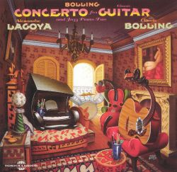 Bolling: Concerto for Classical Guitar & Jazz Piano