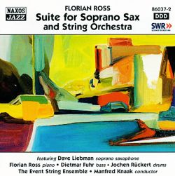 Suite for Soprano Sax & String Orchestra
