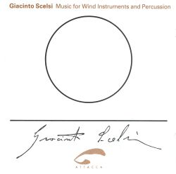 Giacinto Scelsi: Music for Wind Instruments and Percussion