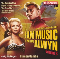 The Film Music of William Alwyn, Vol. 3