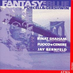 Fantasy in Blue: Purcell & Gershwin