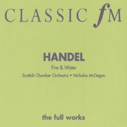 Handel: Fire and Water