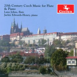 20th-Century Czech Music for Flute & Piano