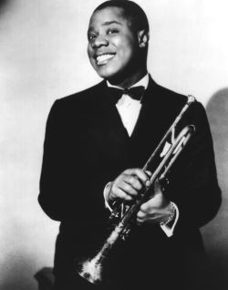 a biography of the life and louis daniel armstrong and his jazz music Jazz music, biography - louis armstrong  i choose to discuss louis daniel armstrong,  - the life and music of louis armstrong among the most.