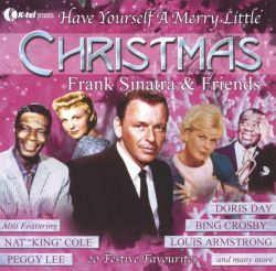 Have Yourself a Merry Little Christmas K-Tel UK - Frank Sinatra   Songs, Reviews, Credits ...