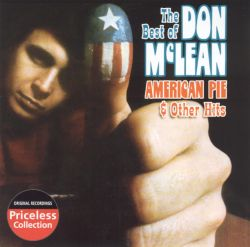 the themes in the song american pie by don mclean What is a short summary for a non-native english speaker of what the song american pie by don mclean is  often with political themes protesting against the.