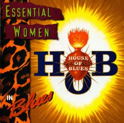 House of blues essential women in blues various artists for Essential house music