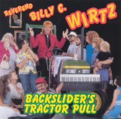 Backslider's Tractor Pull