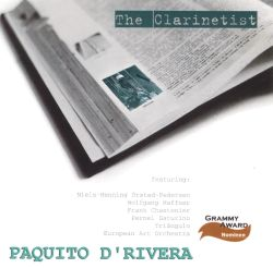 The Clarinetist, Vol. 1