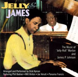 Jelly and James: Music of