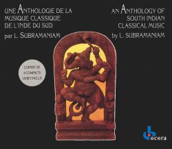 An Anthology of South Indian Classical Music