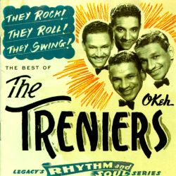 They Rock! They Roll! They Swing!: The Best of the Treniers [Epic/Legacy]