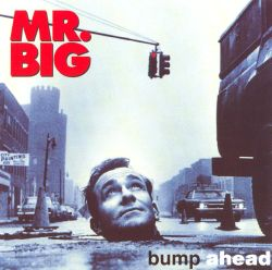 Capa do CD Mr. Big - Bump Ahead
