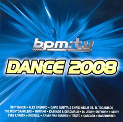 Various - bpm:tv Dance 2008