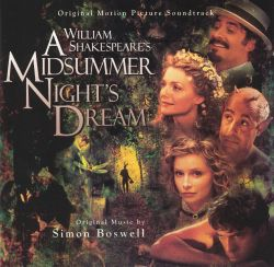 a midsummer nights dream 1999 original soundtrack