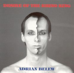 Desire of the Rhino King - Adrian Belew | Songs, Reviews, Credits